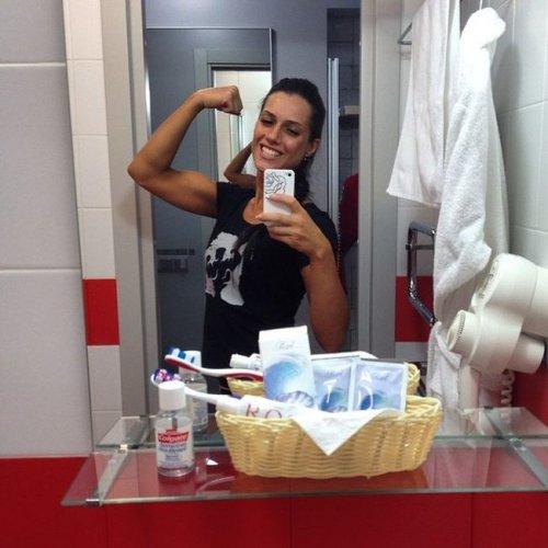 Юлия Детушева – абсолютная чемпионка турнира фитнес-бикини (19 фото)