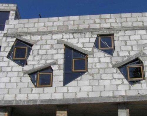 Ну кто так строит?! (29 фото)