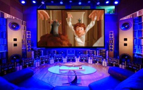 Роскошные домашние кинотеатры (29 фото)