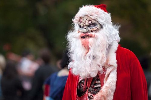 10 Плохих Санта-Клаусов в реальной жизни