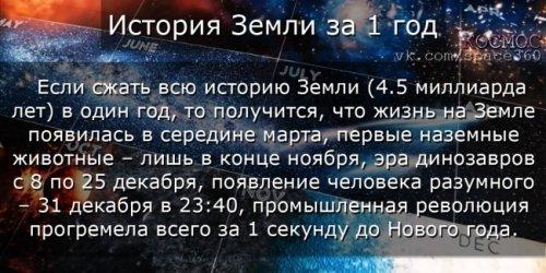 Интересные факты про Вселенную (25 фото)