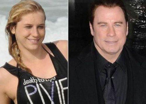 Знаменитые мужчины и женщины, похожие друг на друга (17 фото)