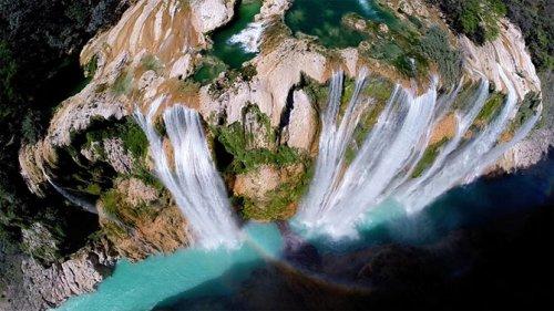 Победители и лучшие снимки первого международного фотоконкурса Dronestagram Photo Contest 2014 (17 фото)