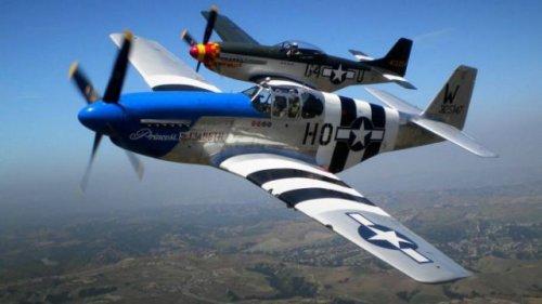Зрелищные фотографии самолётов и вертолётов (33 фото)