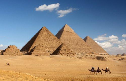 Факты о египетских пирамидах, которые вы могли не знать