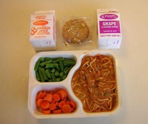 Фотозагадка дня: это школьный или тюремный завтрак? (14 фото)