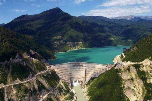 Топ-25: Самые высокие плотины в мире