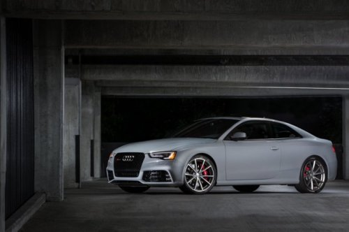 Эксклюзивный спорткар Audi RS5 Coupe Sport Edition 2015 (6 фото)