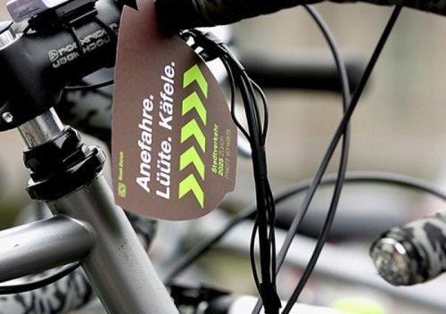 Кафе для велосипедистов в Цюрихе (9 фото)