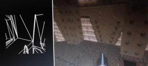 Прохождение Quake на осциллографе