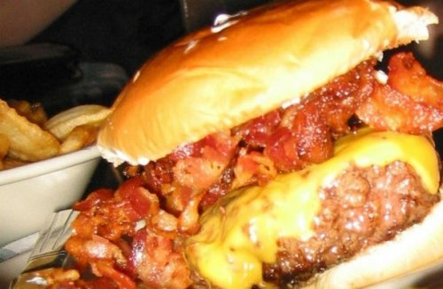 Топ-25: Убийственно вкусные гамбургеры со всего света