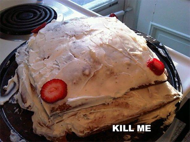 картинки плохой торт противном случае сделанное