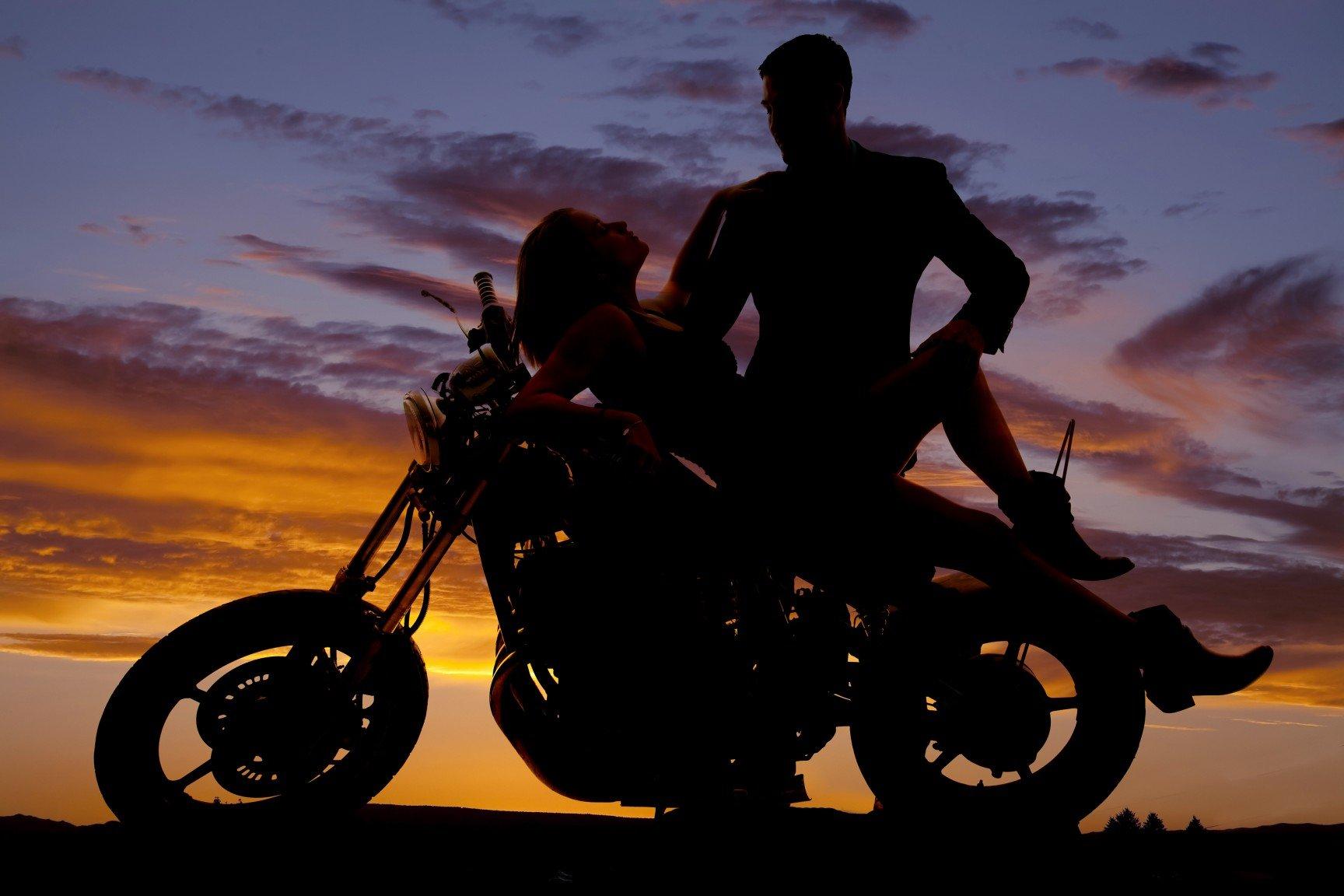 Секс на мотоциклы 23 фотография