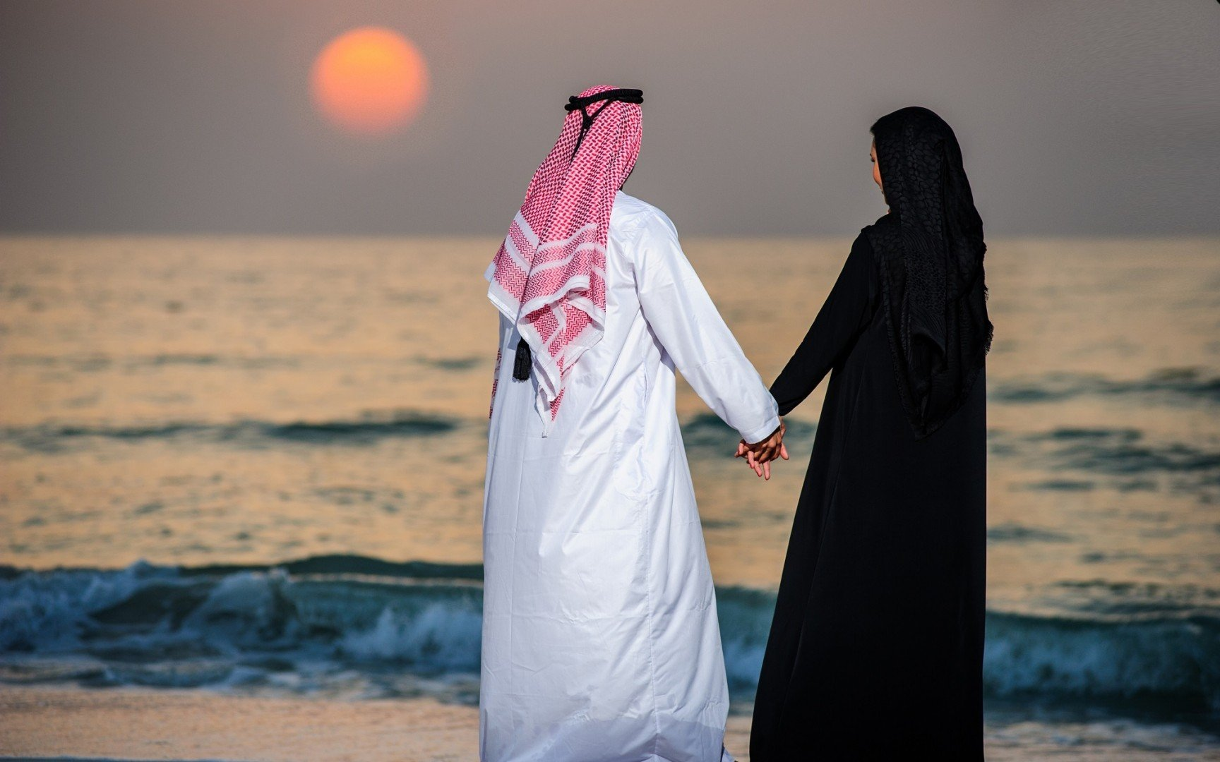 Правила знакомства с девушкой в странах востока