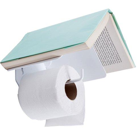 Оригинальные держатели для туалетной бумаги (21 фото)