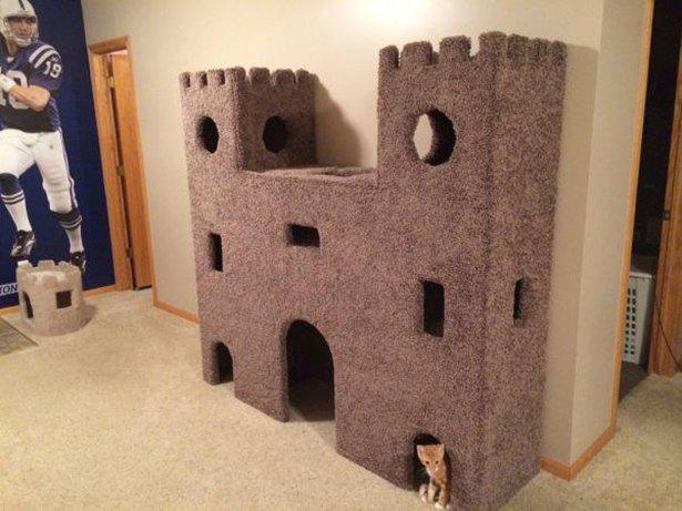 Как сделать дом-крепость