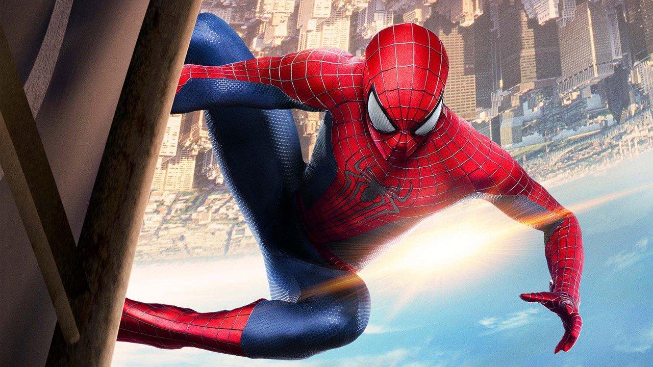 The Amazing SpiderMan FourDisc Combo Bluray 3DBlu