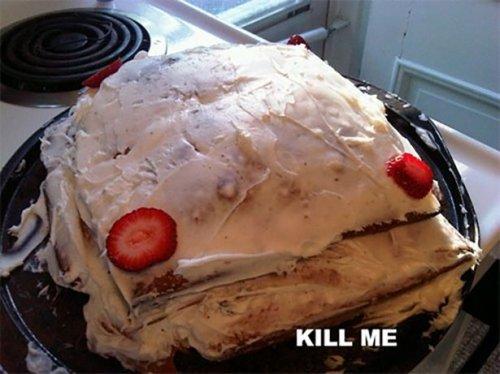 Унылые торты (19 фото)