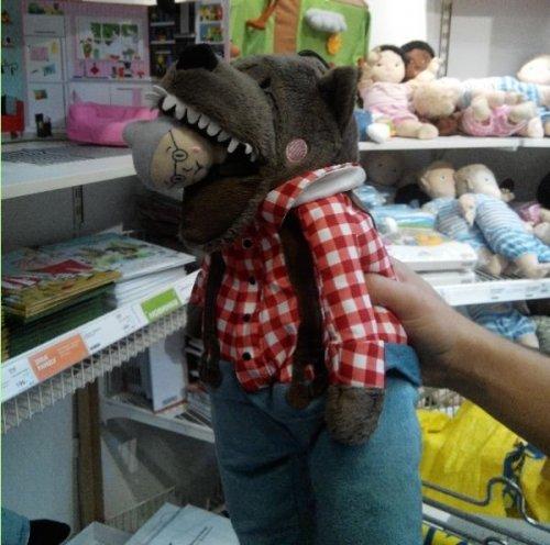 Маразмы в магазинах: самые странные игрушки (9 фото)