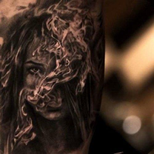 Татуировки на любой вкус (38 фото)