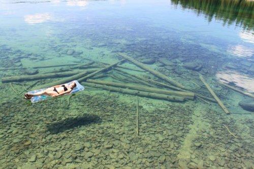 Lugares impresionantes de nuestro planeta que parecen irreales (22 fotos)