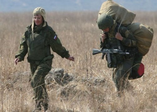 Приколы из армейской жизни (27 фото)