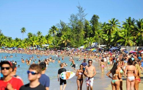 Топ-10: Самые горячие места отдыха в весеннее время года