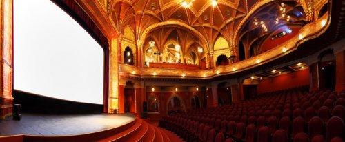 Самые необычные и красивые кинотеатры со всего мира (18 фото)