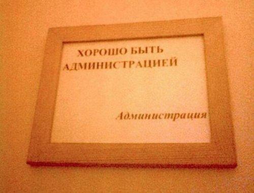 Смешные надписи, объявления и вывески (24 фото)