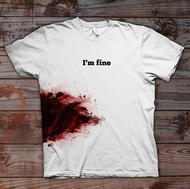Необычные футболки