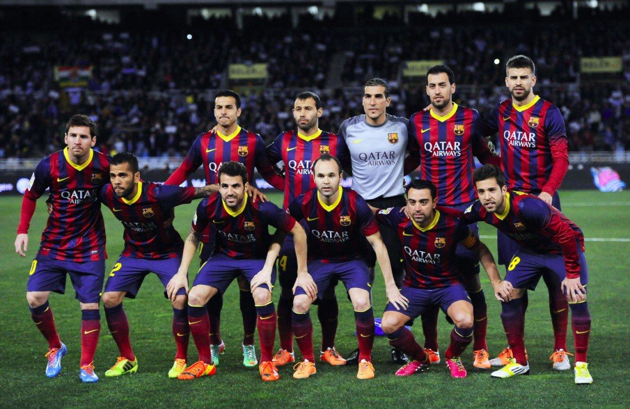 Самые лучшие клубы мира футбол