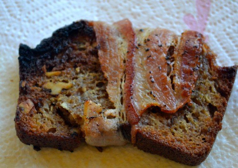 блюдо с беконом рецепт с фото