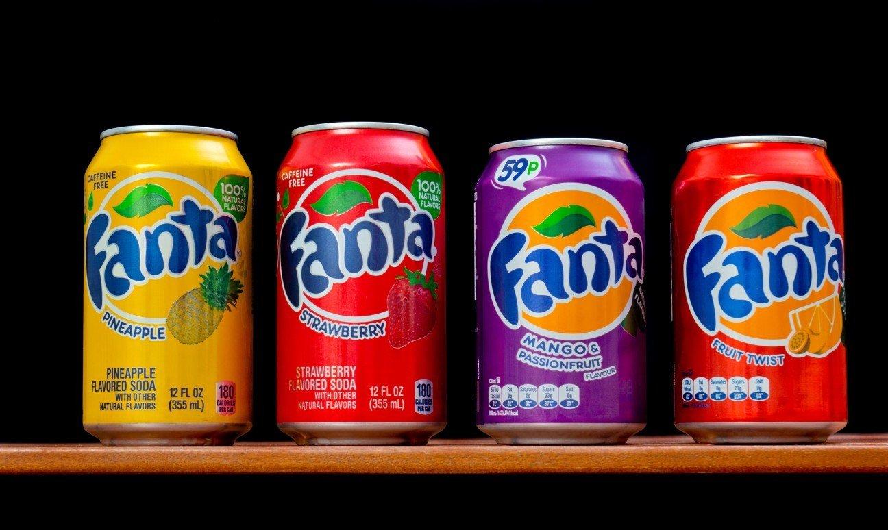 Симметрия жизни - Шокирующие факты о прохладительных напитках