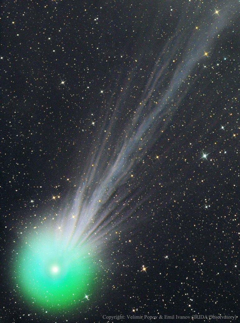 картинка про комету девчонки сами себе