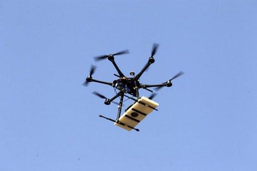 Самые сумасшедшие истории о дронах (10 фото + 5 видео)