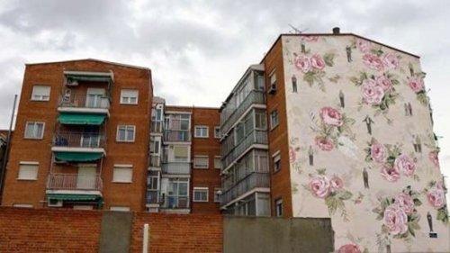 Уличные рисунки по всему миру (26 фото)