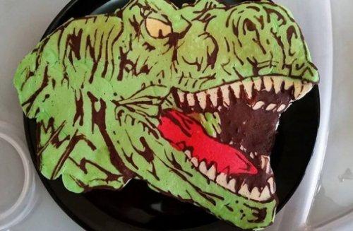 Топ-10: Лучшие примеры гиковского искусства выпекания блинчиков