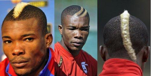 Топ-10: Самые эксцентричные причёски в футболе