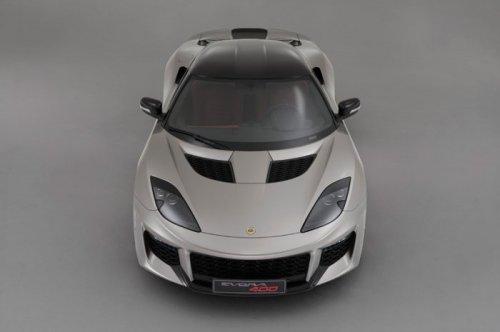 Суперскоростной Lotus Evora 400 (9 фото)