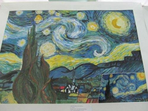 Знаменитые картины, написанные учениками азовской художественной школы (15 фото)