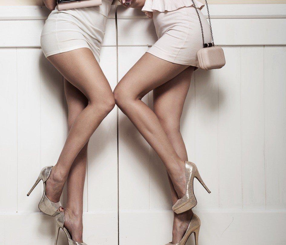 Сексуальные фантазии с предметами одежды