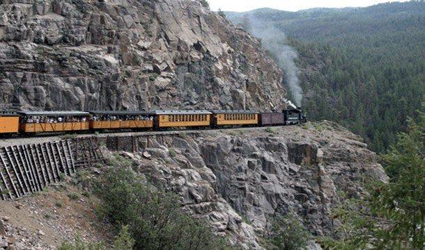 Топ-25: Захоплюючі дух маршрути подорожей на поїздах