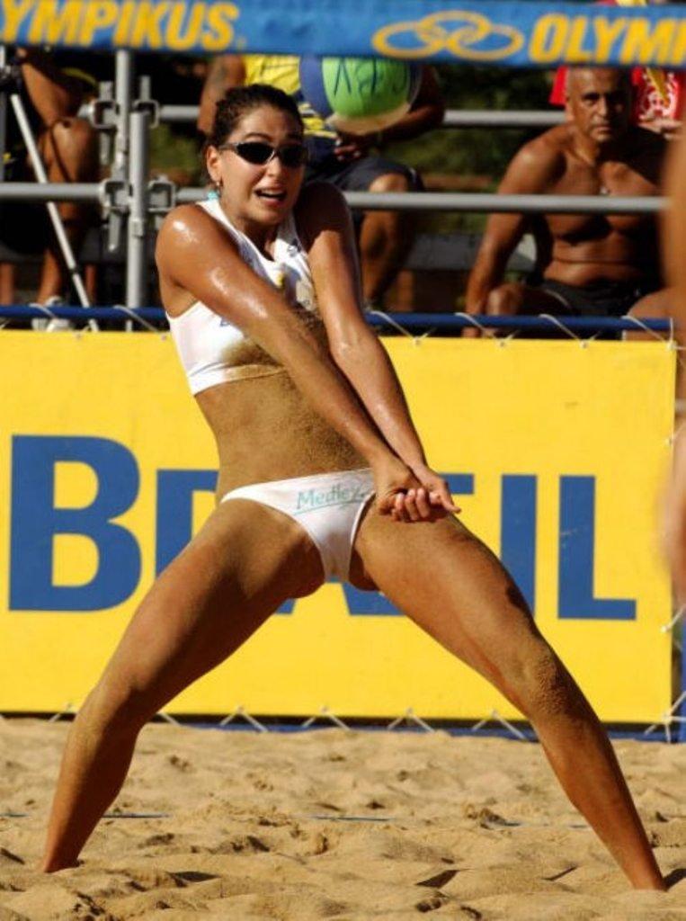 Секс и женский волейбол