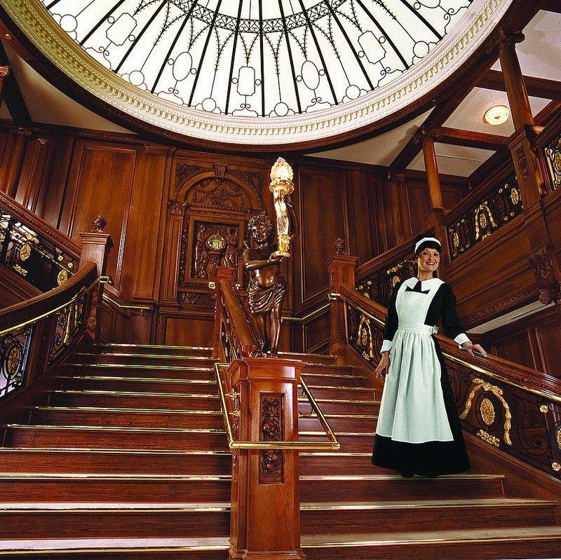 Музей Титаника в Бренсоне