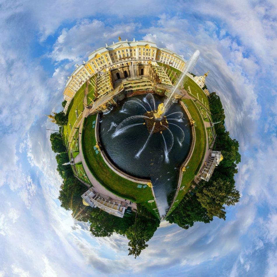 Как сделать красивое панорамное фото