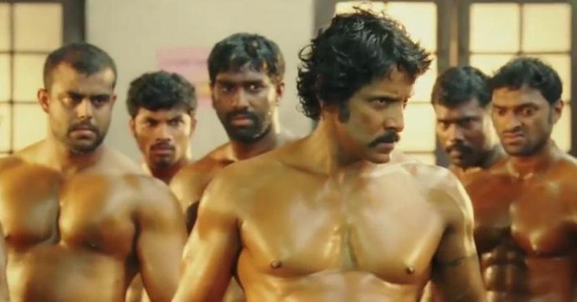 Сексуальные сцены из индийских фильмов