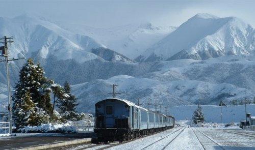 Топ-25: Захватывающие дух маршруты путешествий на поездах