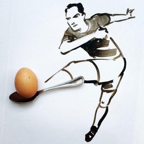 Забавные рисунки Кристофа Нимана (20 фото)