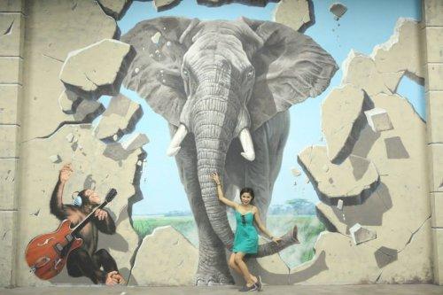 Филиппинский интерактивный художественный музей Art in Island (20 фото)