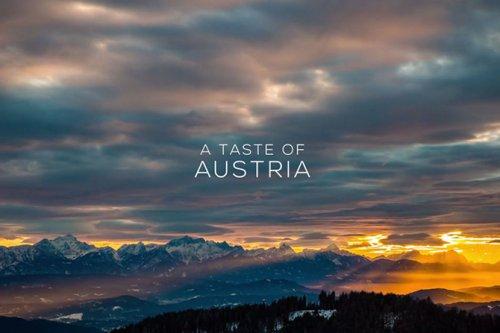 Вся красота Австрии в 3-минутном видеоролике